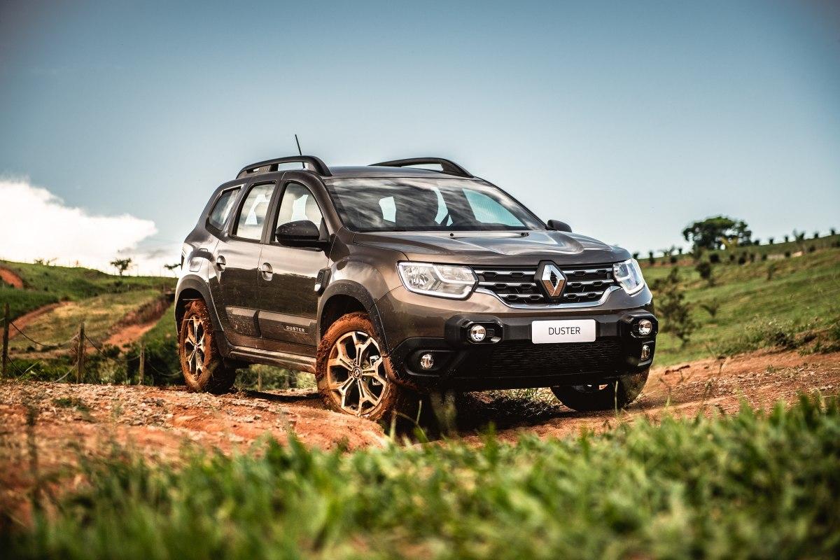 Renault Duster для Бразилии