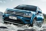 """Volkswagen Tarek 2020 года - стильный кроссовер с турбомоторами, который """"подвинет"""" на рынке Hyundai Creta и Nissan Qashqai"""