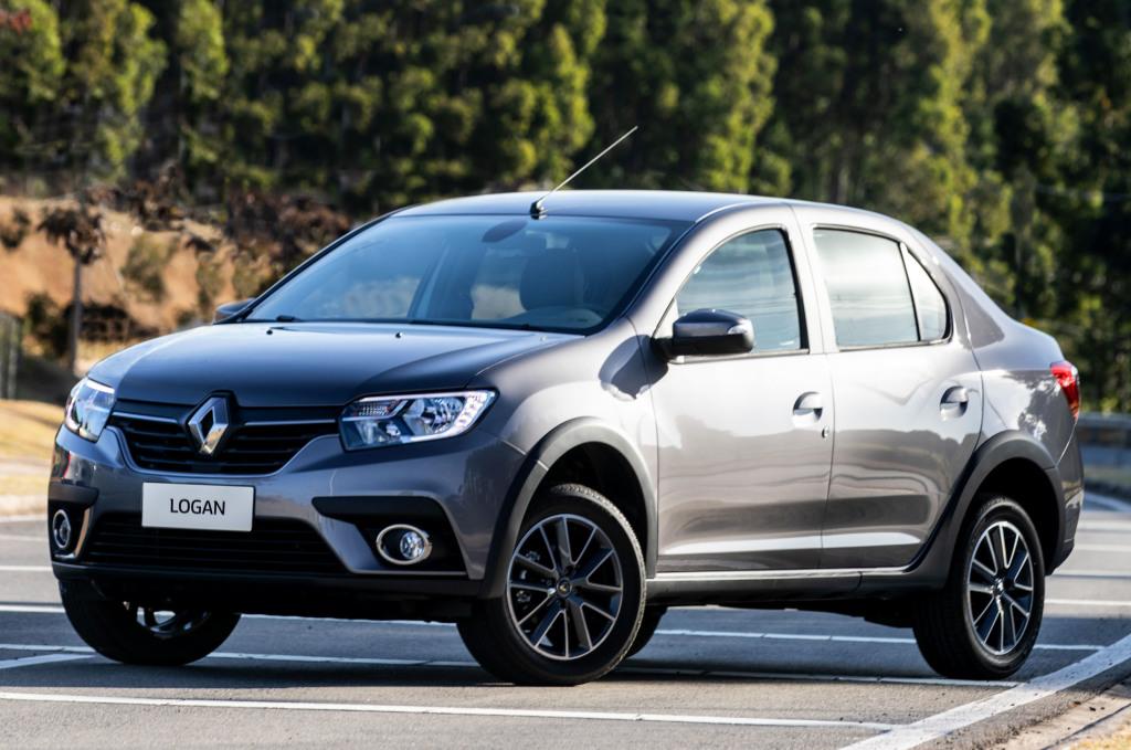 Актуальный Renault Logan