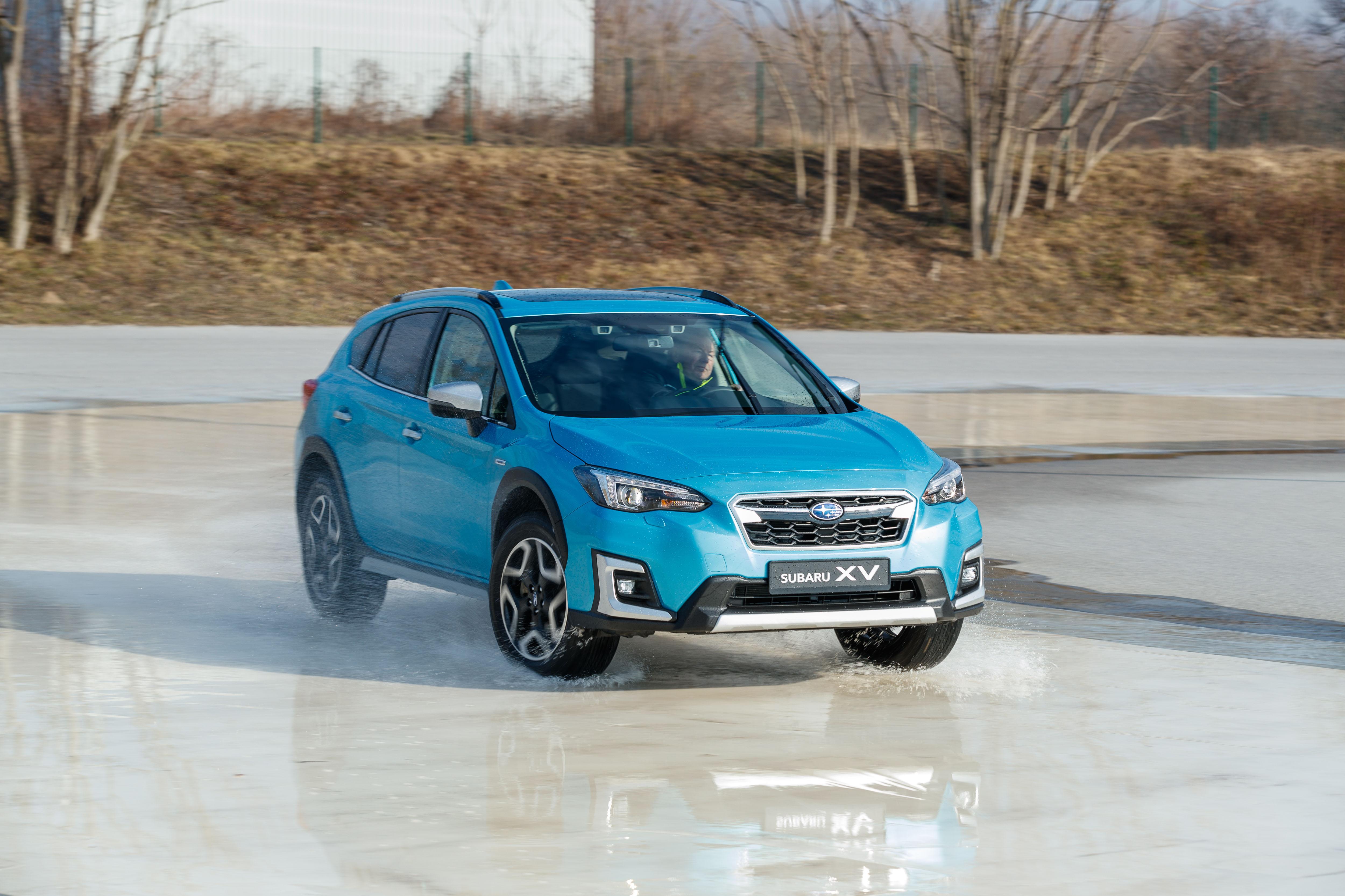 Subaru XV 2021 года — единственный легковой автомобиль в России, способный справиться с тяжелым бездорожьем