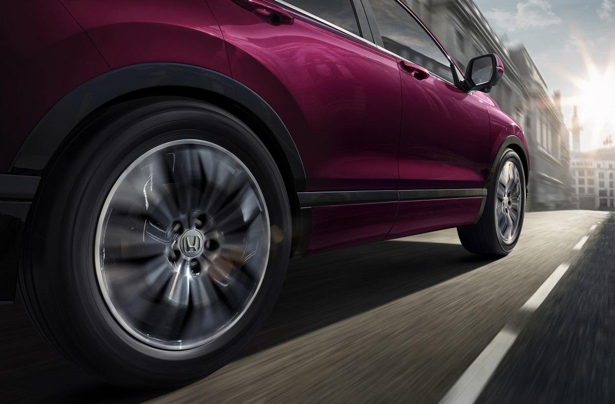 Новый Honda Breeze пообъемам продаж обошел более бюджетные Kia Sportage