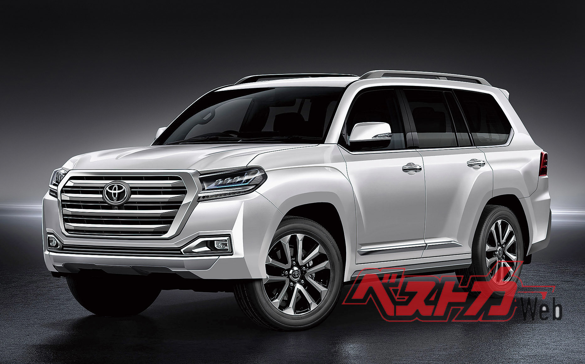 Выход Toyota Land Cruiser 2020 уже не за горами: стали известны технические характеристики нового внедорожника