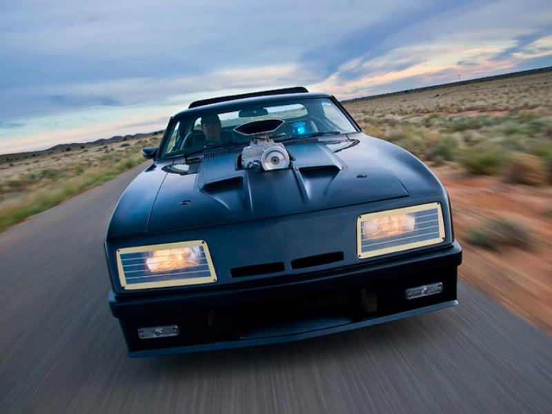 Можно ли стать обладателем легендарного авто из «Безумного Макса»? Ford Falcon GT – уникальный масл-кар все еще в продаже.