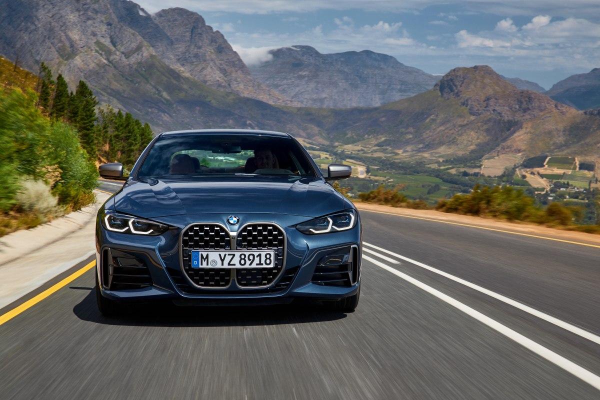 Объявлены цены и дата старта продаж BMW 4-й серии Coupe- журнал За рулем
