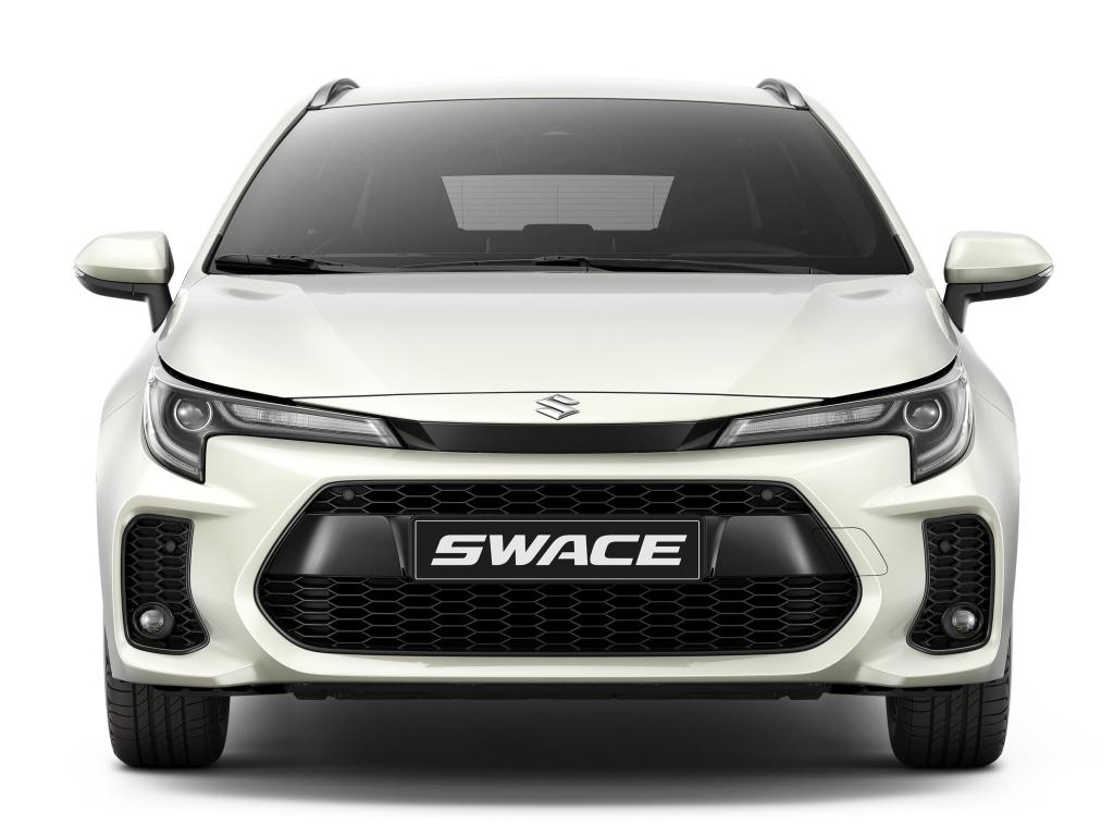 Компания Suzuki выпустила копию Toyota Corolla Touring Sports