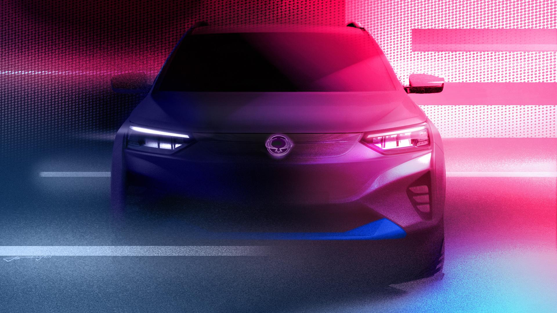 Новый кросс от SsangYong предлагает то, чего лишены Renault Arkana и Kia Seltos: первая информация о будущей модели