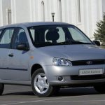 Лада Калина (Lada Kalina) будет оснащаться системой безопасной парковки (парктроник)