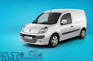 Фото новый Renault Kangoo