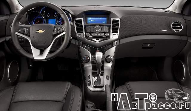 Фото Chevrolet Cruze (Шевроле Круз) - Салон