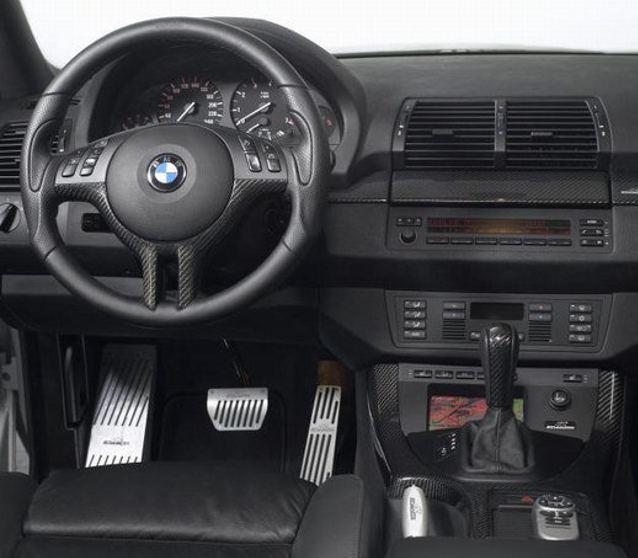 Фото салона BMW X5