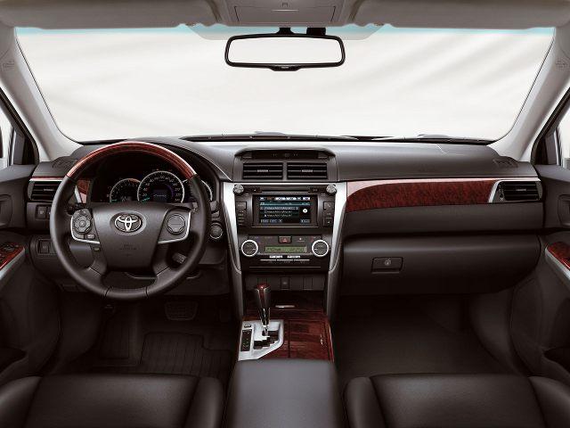 Фото Салон Toyota Camry