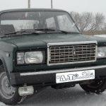 Обзор ВАЗ-2107: технические характеристики, фото и цены