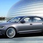 Audi A6 L e-tron — новый гибрид компании Audi