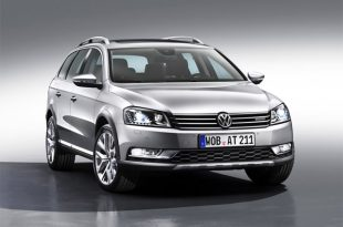 Фото Volkswagen Jetta Alltrack (Фольксваген Джетта Олтрак) - Вид спереди