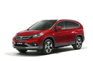 Фото новой Honda CR-V 2012