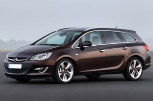 Фото Opel Astra 2013