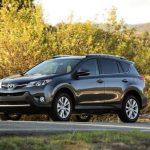 Toyota RAV4 2013-2014: обновление легенды (фото, видео)