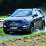 Новый Hyundai Santa Fe 2013-2014: цена, фото и характеристики