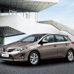Новая Toyota Corolla 2013-2014: автомобиль с выразительным дизайном