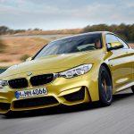 Обновленные BMW M4 Coupe и BMW M3 Sedan 2014-2015