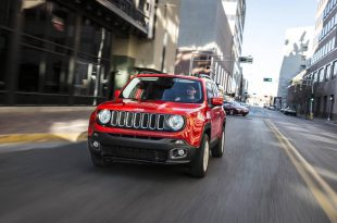 Фото Jeep Renegade 2014