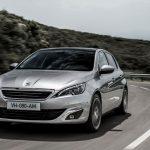 Peugeot 308 2014-2015: новый хэтчбек с ярким дизайном