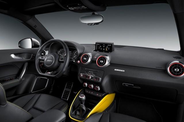Фото салона Audi S1 Sportbck