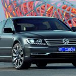 Обновленное авто бизнес-класса Volkswagen Phaeton