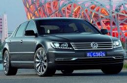 Фото Volkswagen Phaeton 2014