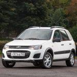 Лада Калина Кросс 2016 в новом кузове — внедорожник АвтоВАЗа