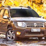 Монтаж противотуманных фар на Renault Duster