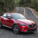 Mazda CX-3 2015 дебютировала на автосалоне в Лос-Анджелесе