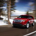 Форд Эксплорер 2015-2016 поступит в продажу уже летом