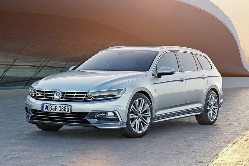 VW Passat B8 универсал 2015