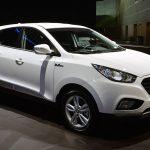 Hyundai Tucson получит новые двигатели в 2016-м году