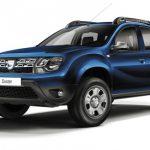 На автосалоне в Женеве 2015 будет представлена юбилейная спецверсия Dacia Duster