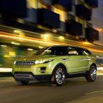 Range Rover Evoque — фото, технические характеристики, видео тест драйв кроссовера компании Land Rover