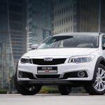 Кроссовер Qoros 3 City SUV 2015 готовится покорить Европу