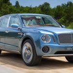 Премиальный кроссовер Bentley Bentayga — аналог BMW X6