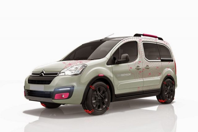 Фото Citroen Berlingo Mountain Vibe