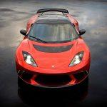 Lotus проводит последние испытания Evora 2015