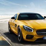 Обновленный Mercedes AMG GT 2015 представлен в Аффальтербахе