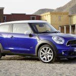 Mini Cooper Paceman — обзор, фото, технические характеристики, цена