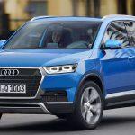 Audi Q1 2016 — новый модельный ряд кроссоверов немецкого автоконцерна