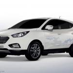 Корейцы работают над новым компактом Hyundai ix35 2015-2016