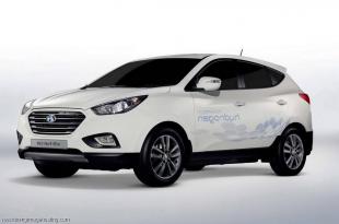 Фото Hyundai ix35 Concept