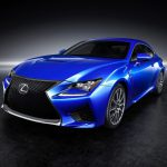 Lexus RC-F 2014 (2015) — новое спортивное купе премиум класса