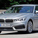 Обновленная BMW 5 серии появится в 2016-2017 году