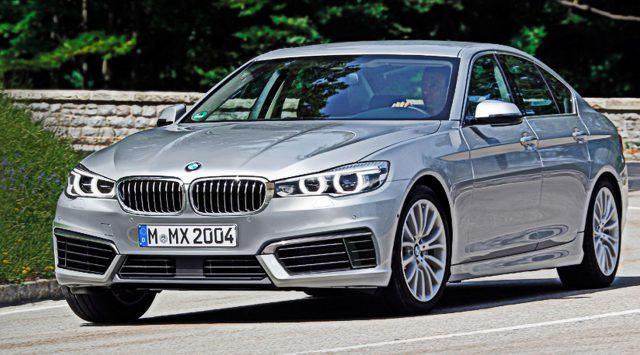 Фото нового BMW 5-й серии 2016-2017 (G30)
