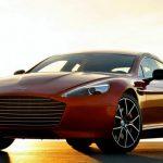 Aston Martin представил обновленный седан Rapide S 2015-2016